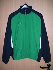 Nike Trainingsanzug - Jacke, Trainingsjacke,  grün / schwarz, Gr. S, neu