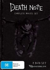 Death Note  - Complete Set (DVD, 2008,2-Disc Set)