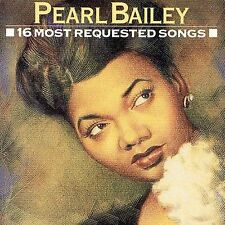 16 Most Requested Songs by Pearl Bailey (CD, Sep-1991, Legacy)