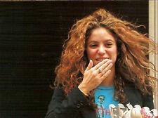 Shakira In Argentina & Chile Magazine Argentina 2002