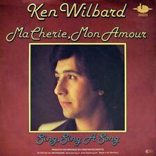 "7"" KEN WILBARD Ma Cherie Mon Amour CHRISTIAN KOLONOVITS Austropop ATOM orig.1977"