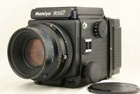 【 NEAR MINT+++ 】 MAMIYA RZ67 Pro + SEKOR Z 110mm f/2.8 + 120 FilmBack from JAPAN