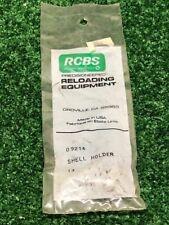 New ListingRcbs Shell Holder 14 Reloading Equipment Tools Reloader Shooting Nos