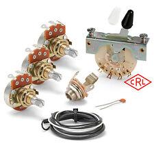 Golden Age Standard Wiring Kit for Stratocaster