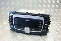 FORD GALAXY MK3 S-MAX MONDEO MK4 SONY MP3 CD RADIO WITH CODE 2007-2010 WJ08