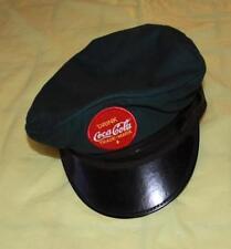 Original Official Coca-Cola Delivery Driver Vintage Cap / Hat 100th Anniversary