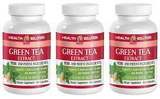 Reduces Blood Pressure Capsule - Green Tea Extract 300mg - Green Tea Matcha 3B
