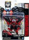 Transformers Generations Titans Return Windblade & Scorchfire Deluxe Action 102b