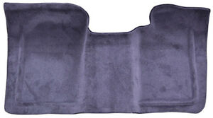 1988-1998 Chevy K2500 Cab Mat - Cutpile   Fits: without Floor Shifter