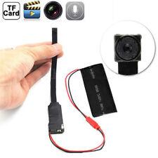 Hidden DIY Digital Video Camera WIFI wireless Spy IP Nanny CAM Mini Micro DVR DV