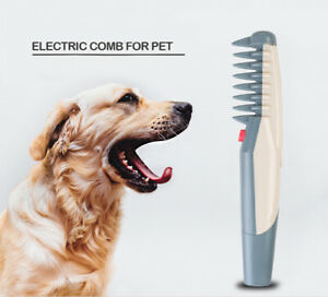Electric Comb For Pet Dog Groom Body Paws Face trimmer Remove Knot Pet Shaver
