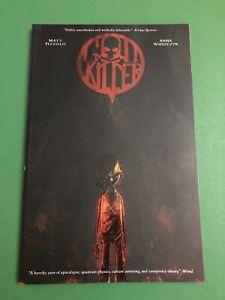 Godkiller #1 1st Print Ben Templesmith Cover Black Mask Comics RARE- New