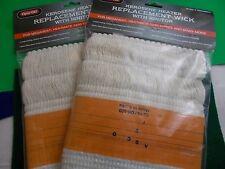 2 Dyna-Glo Kerosene Heater Wick & Ignitor Megaheat Heatmate 2230 05-14 DH-300