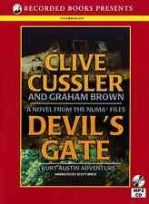 Clive CUSSLER / DEVIL'S GATE    [ Audiobook ]