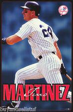 POSTER:MLB BASEBALL: TINO MARTINEZ - NEW YORK YANKEES -FREE SHIP #6522  RAP101 A