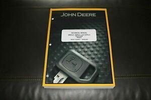 JOHN DEERE 200CLC 230CLC 270CLC EXCAVATOR REPAIR TECHNICAL SERVICE MANUAL TM1931