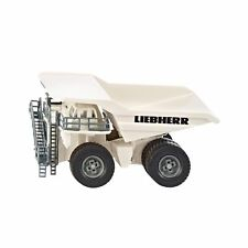 SIKU SUPER Liebherr Muldenkipper T 264, Modellfahrzeug, weiß