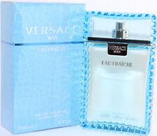 Versace Eau Fraiche by Versace 6.7/6.8 oz EDT Spray for Men - New in box