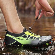 Sapatos masculinos de água rápida Dry descalço Para Praia Natação Surf Mergulho Aqua Outdoor