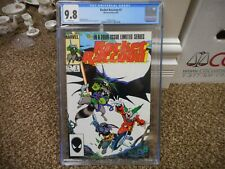 Rocket Raccoon 2 cgc 9.8 Marvel 1985 1st solo series Guardians of the Galaxy WHT