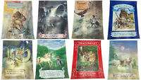DragonRaid Vintage Poster Set RJ Watson Art