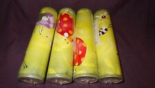 New 4 Rolls Ladybug Bee Bugs Wallpaper Boarder Carefree Pattern Wall Coverings