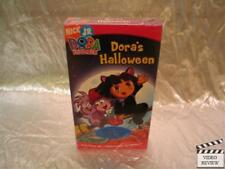 Dora the Explorer - Doras Halloween (VHS, 2004) Screener NEW