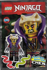 NEW LEGO NINJAGO CHEN FOIL PACK MINIFIG 891732 minifigure figure villain