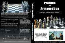 Prelude to Armageddon - Ray Keene -  2 Chess DVD set