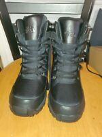 Men's The North Face Chilkat Nylon Snow Boots Black size 10