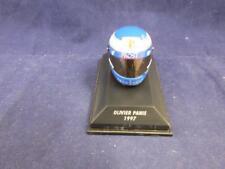 Minichamps 1:8 Model Helmet Olivier Panis 1997 Formula One.