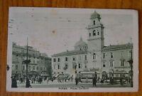 CARTOLINA PARMA PIAZZA GARIBALDI 1929 VIAGGIATA NUMISMATICA SUBALPINA