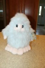 "DAKIN PLUSH Yeti Kids 1989 1990 Yeti Syndications Inc. 13"" with TAG"