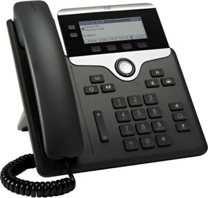 Cisco IP Phones 7821 with Multi platform Phone, POE - CP-7821-3PCC-K9= Inc VAT