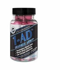 Hi-Tech Pharmaceuticals 1-AD Anabolic Agent Muscle Growth 60ct  Testosterone !!!