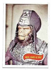PLANET OF THE APES MOVIE CARD NO 59 MARK LENARD AS URKO  TOPPS EXMINT+ 5102