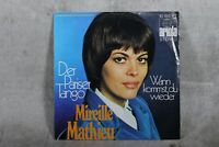 "7"" Single Vinyl Schallplatte vintage - Mireille Mathieu"