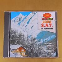 CORO S.A.T. - LA MONTANARA - 1997 DUCK - OTTIMO CD [AR-093]