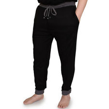Ecko Unltd Men's Waffle Knit Jogger Pants Active Lounge Sleep Sweatpants