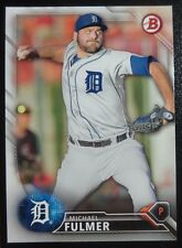 2016 Bowman Prospects Rookie Michael Fulmer BP91 DETROIT TIGERS Mint !