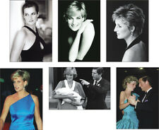Princess Di Diana Wales 6 Card POSTCARD Set