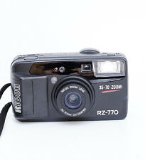 Ricoh RZ-770 AF 35mm Camera 35-70mm in Excellent Condition, 2148