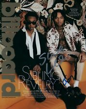 Rae Sremmurd Rap Duo Swae Lee Slim Jxmmi Signed 8x10 Autographed Photo COA 1