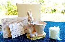 Lenox Occasions Easter Bunny Votive Candle Holder