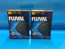 FLUVAL CARBON 300g 3x100g Bags FILTER AQUARIUM FISH TANK MEDIA x2 BUNDLE DEAL