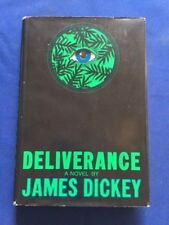 DELIVERANCE - FIRST EDITION BY JAMES DICKEY