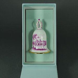 Nymphenburg Glocke Jahresglocke 2003 Amalienburg Weihnachtsglocke bell jar