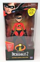 Disney Incredibles 2 Stretch Elastigirl 11-Inch Talking Sounds Action Figure Toy