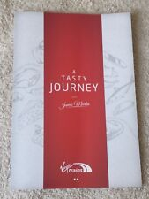 VIRGIN TRAINS EAST COAST MENU First Class Railway Dining Buffet Car Food Drink