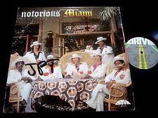 NOTORIOUS MIAMI/RARE FUNK /DRIVE REC USA 1976